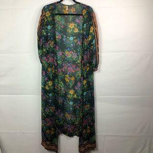 Spell & The Gypsy Queen duster/kimono